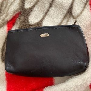 Bonnie Caoluir for Myers leather wristlet VTG
